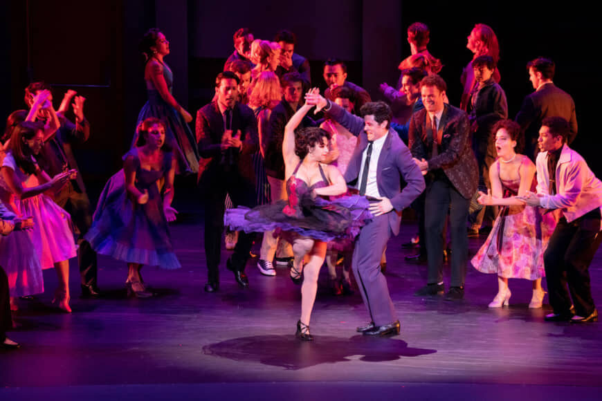 """Taking Classic Musical """"West Side Story"""" to New Heights."""