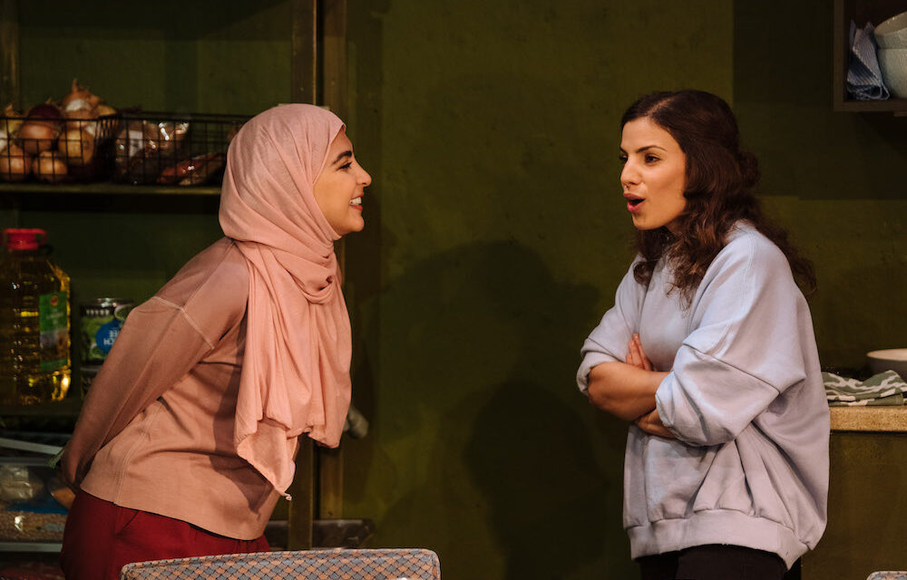 """Danusia Samal's """"Out of Sorts"""" at the Theatre 503: Deeply Emotional Account of Personal Identity"""