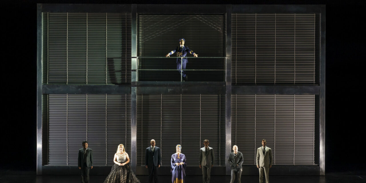 Love in 3D: Multiple Guises for L'Amour at the Royal Opera House