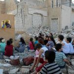 Syria Puppeteer Offers Idlib Children Breathing Space