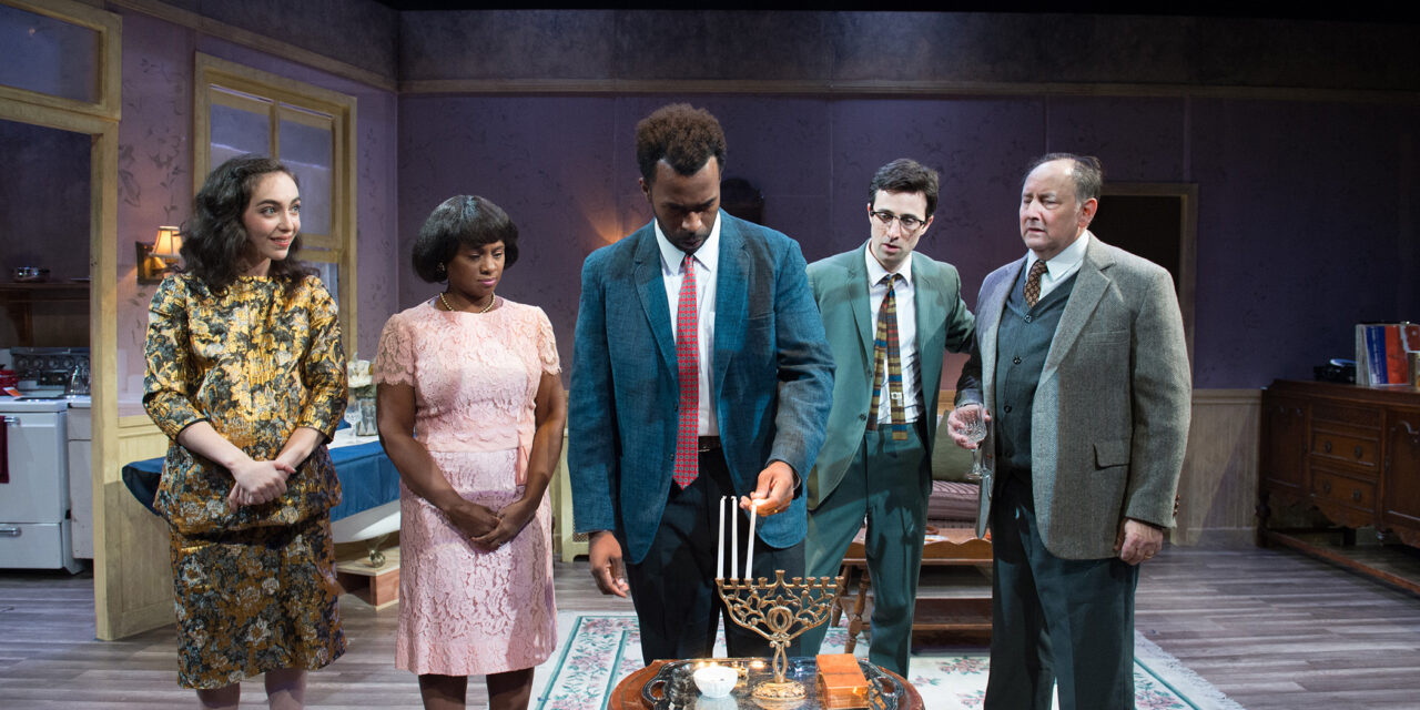 """The World Premiere of """"Eight Nights"""" at Antaeus Theatre Company"""