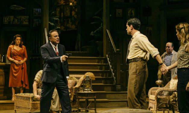 """Key Largo"" at Geffen Playhouse"