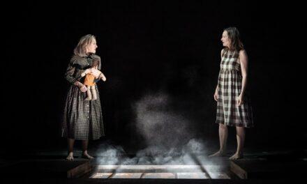 """Elena Ferrante's """"My Brilliant Friend"""" at The National Theatre"""