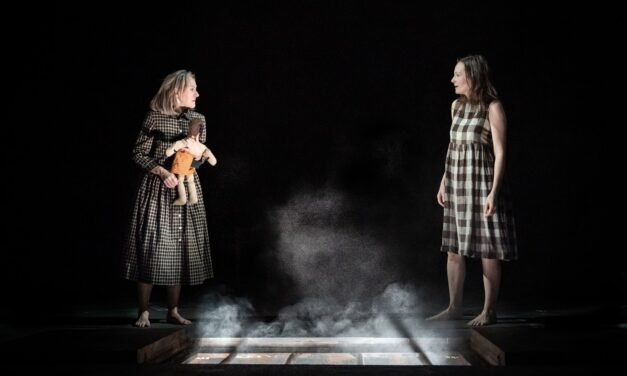 "Elena Ferrante's ""My Brilliant Friend"" at The National Theatre"