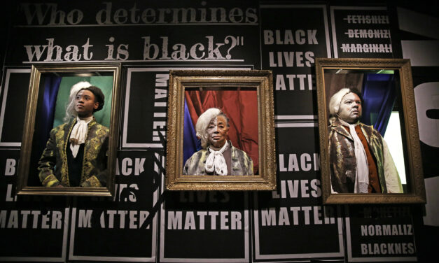 """The Black History Museum…According to the United States of America"""