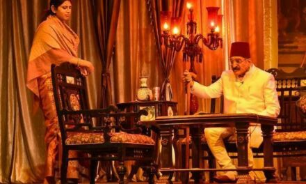 "Review: The play ""My Father – His Exalted Highness"""