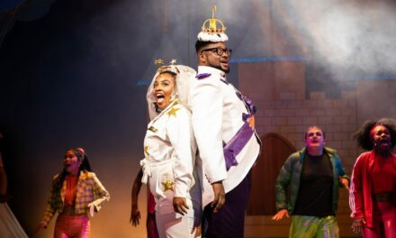 "Jude Christian's ""Cinderella"" at the Lyric Hammersmith"