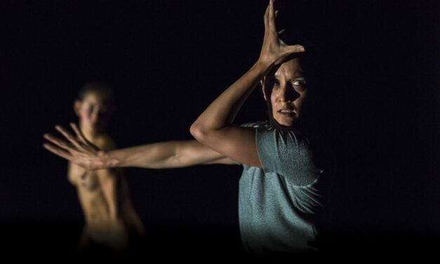 "Anima and Animus. Lucy Guerin: ""Split."" The Place, London, Dance Umbrella 2019 Festival."
