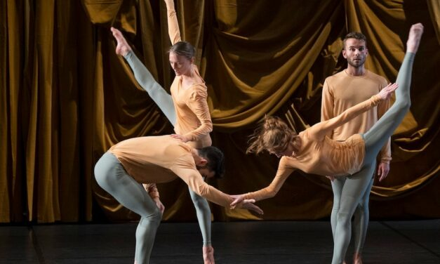 "Dance Umbrella Celebrates Merce Cunningham Centenary with ""The Future Bursts In"" at the Linbury Theatre in London"