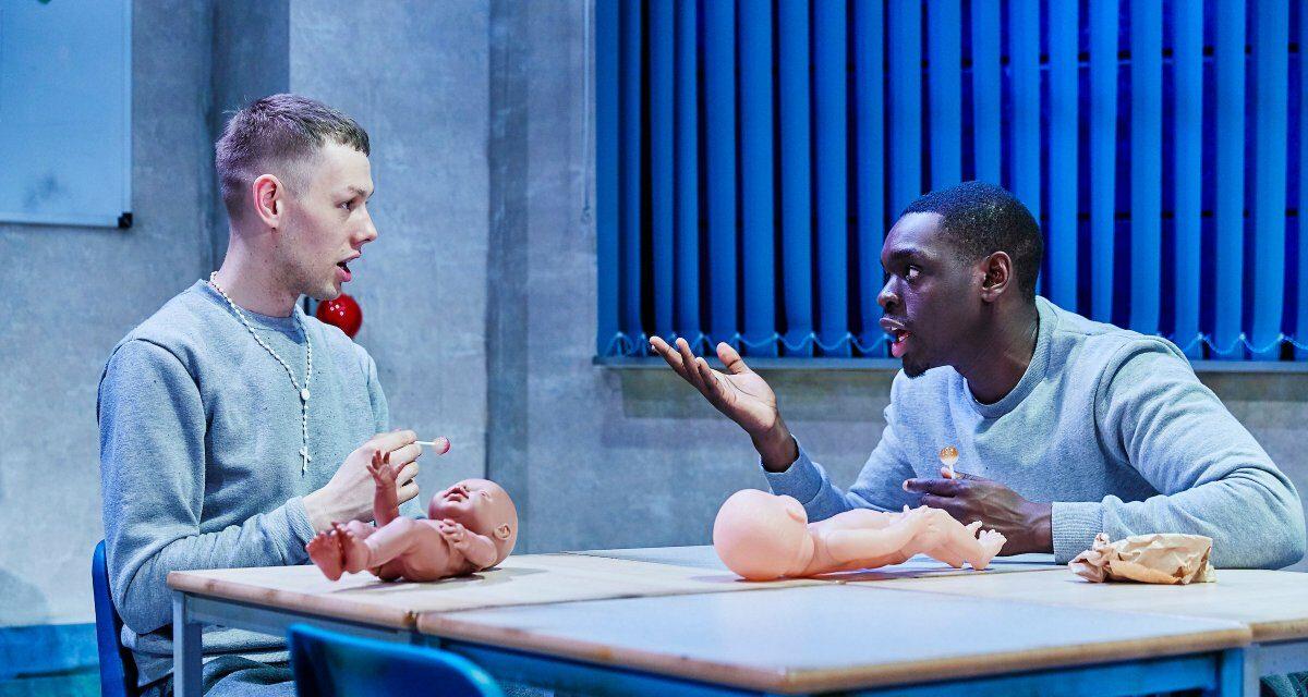 "Samuel Bailey's ""Shook"" at Southwark Playhouse"