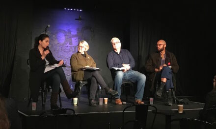 Celebrating Dramaturgy in the UK: The 2019 Kenneth Tynan Award
