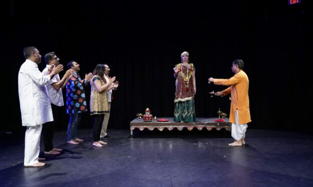 South Asian Theatre in Canada: SAWITRI Theatre Stages Three Short Plays in Gujarati