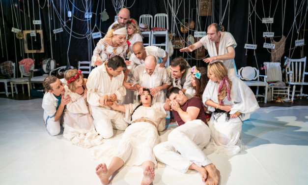 """Macondo"" in New York: Russian Theatre Brings Márquez's Epic to Life"