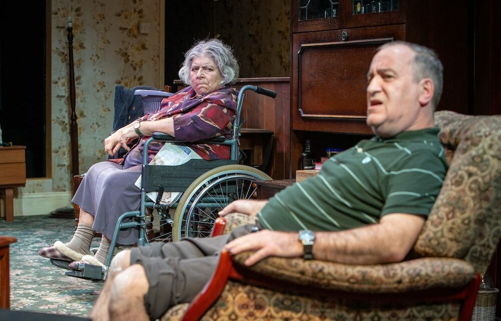 """Sydney & The Old Girl"" at The Park Theatre"