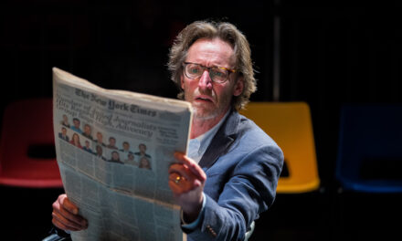 "Can Dündar's ""#WeAreArrested"" at the Arcola Theatre: Committed Political Theatre"
