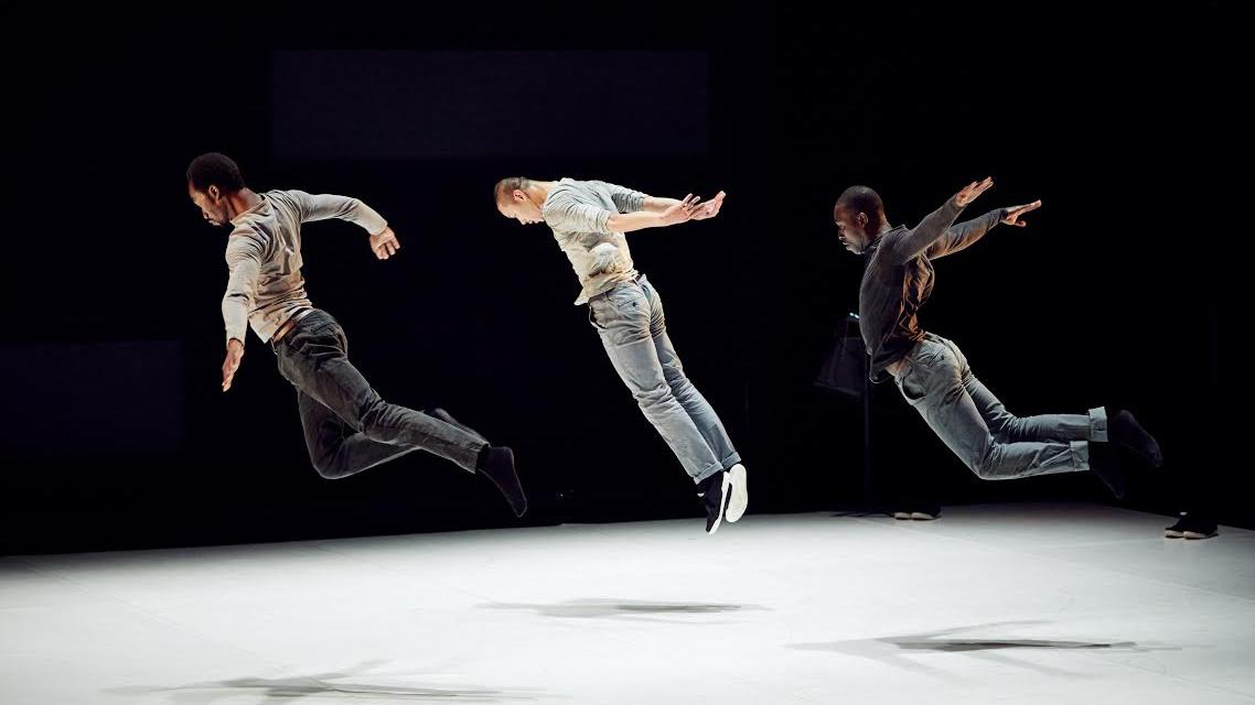 """Dance Umbrella's """"The Future Bursts In"""" at Linbury Theatre celebrates Merce Cunningham"""