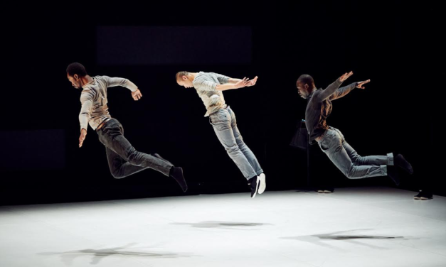 "Dance Umbrella's ""The Future Bursts In"" at Linbury Theatre celebrates Merce Cunningham"