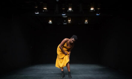 "Tue Biering's ""Land Without Dreams"" at the Gate Theatre"