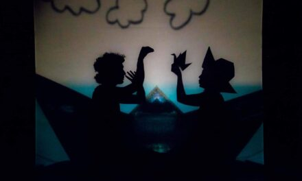 Shadow Theatre: Performance and the Imaginary in Contemporary Egypt