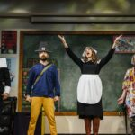 """The Thanksgiving Play"" at Geffen Playhouse"