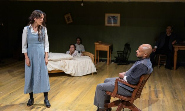 """Bedlam Returns to Cambridge's Nora Theatre Company with """"The Crucible"""""""