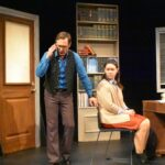 """""""Oleanna:"""" SevenThirty Production's Excellent Take on Flawed Script"""