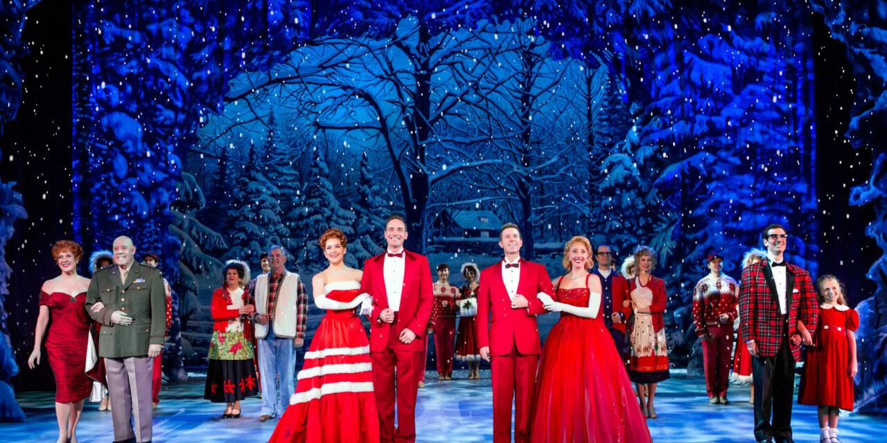 """Nostalgia on Parade: """"White Christmas"""" on Tour in Boston"""