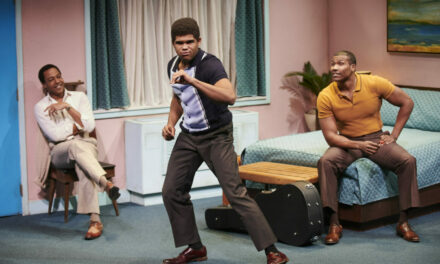 """One Night in Miami…"" at City Theatre, Pittsburgh, PA, USA"