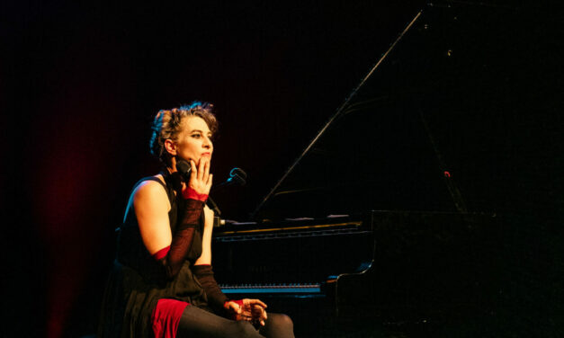 """There Will Be No Intermission"": Amanda Palmer Speaks Truth in Major Keys"