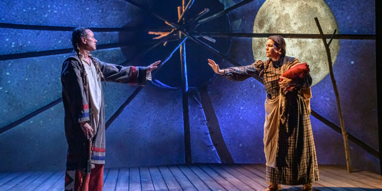 """""""Almighty Voice and His Wife:"""" Love, Settler Colonialism, and Looking Back at the Audience"""