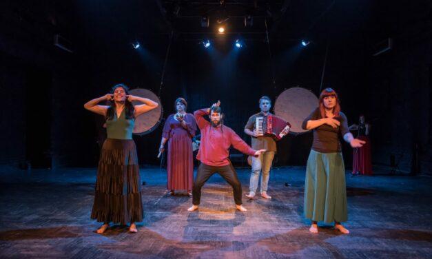 """Teatr Brama's """"Ghost Dance"""""""