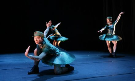 Willy Tsao: Hong Kong's Dance Pioneer Embraces the Mainland