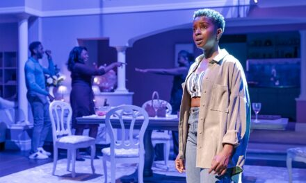 "Jackie Sibblies Drury's ""Fairview"" at the Young Vic"