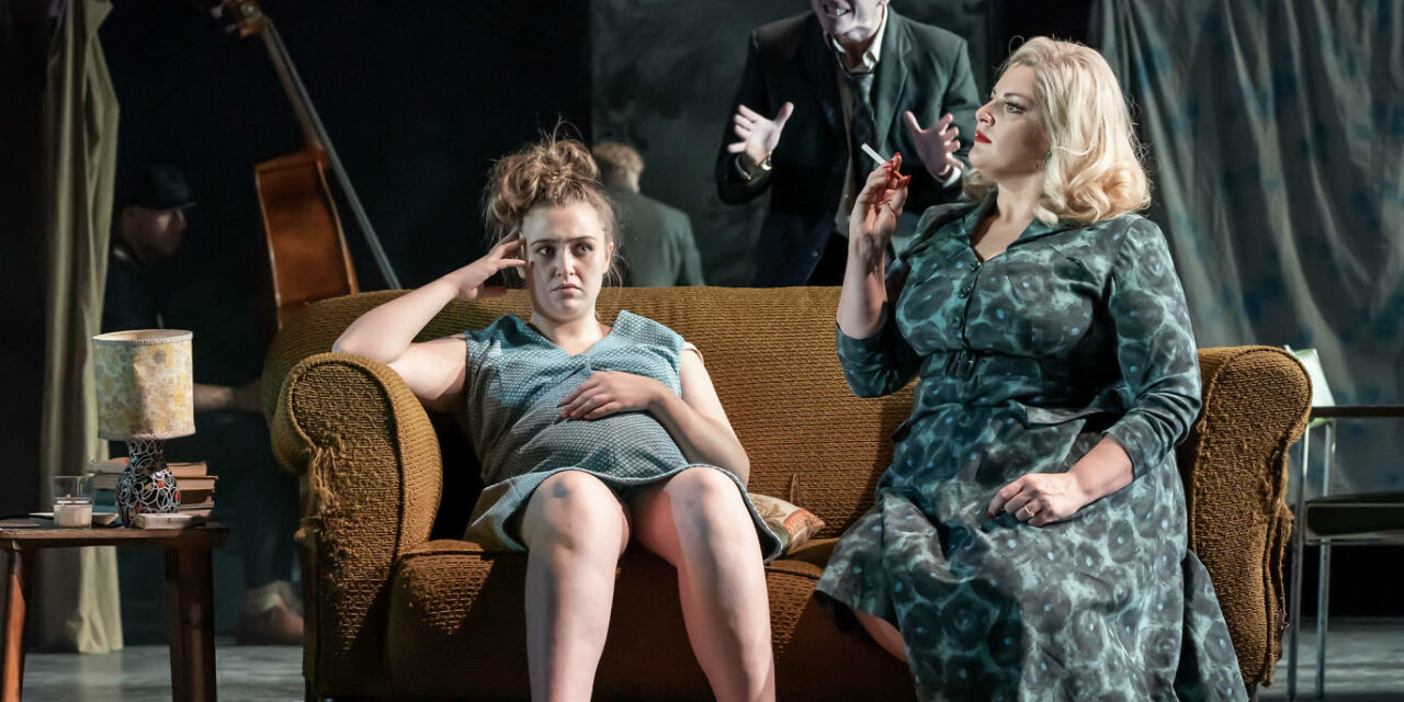 "Shelagh Delaney's ""A Taste of Honey"" at the Trafalgar Studios"