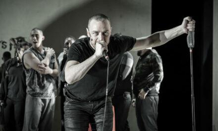 "Martin Crimp's ""Cyrano de Bergerac"" at the Playhouse Theatre"