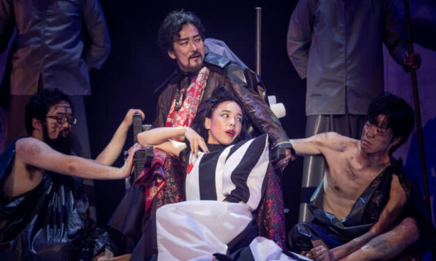 Bringing a Greek Tragedy to 21st-Century Japan