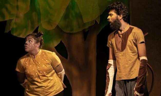 """""""OpeRamayana:"""" A New Approach to Teaching the Next Generation of Theatre-goers"""