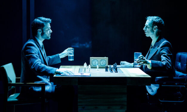 "Tom Morton-Smith's ""Ravens: Spassky Vs Fischer"" at the Hampstead Theatre: Real-Life Cold War Chess Match"