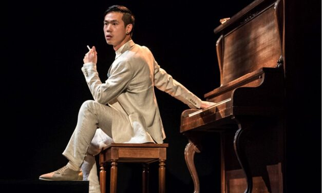 """Trace:"" Powerful Portrayal of Duty, Sacrifice and Strength Through the Keys of a Piano"