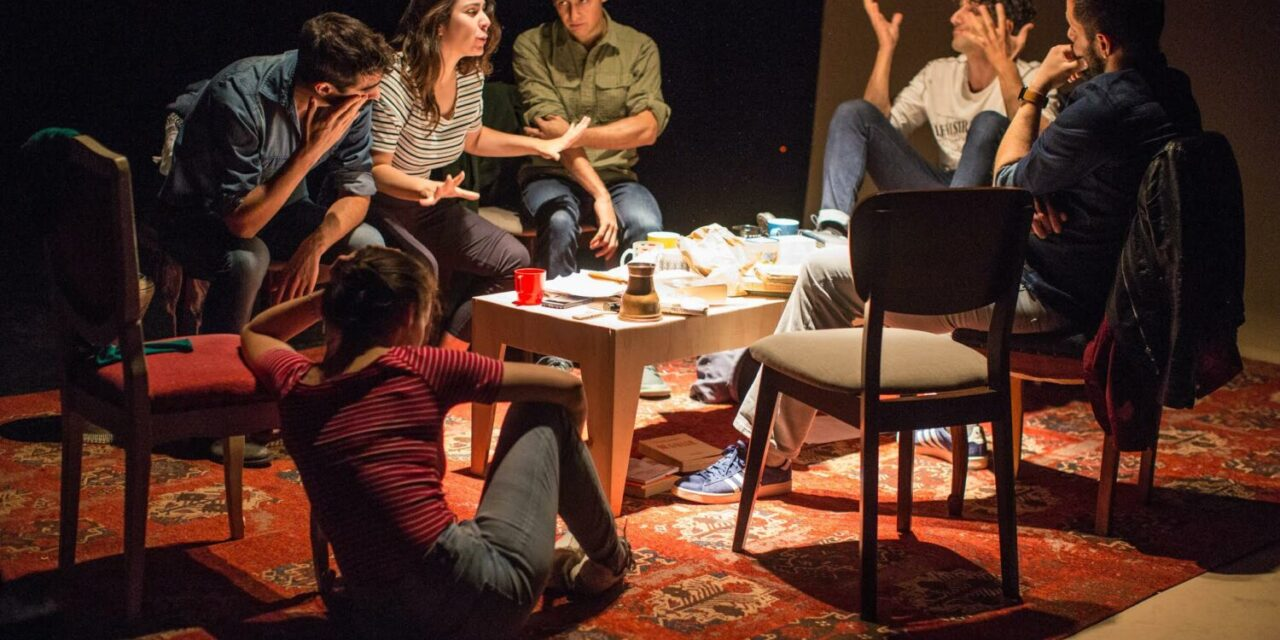 """""""El Círculo"""" Review: The Vulnerability of Process as Performance"""