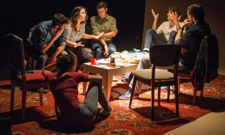 """El Círculo"" Review: The Vulnerability of Process as Performance"