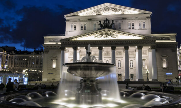 Big Bolshoi: How the Theatre Got Its Name