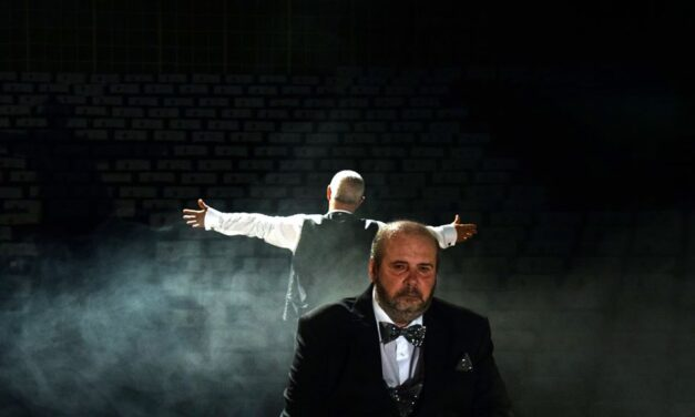 """The Fifth Act"" or Theatrical Requiem with Niko Gorsic"
