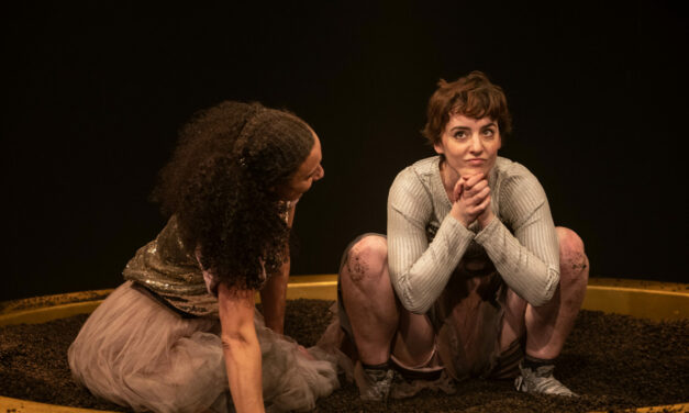 "Review: ""Antigone"" at the New Diorama Theatre"