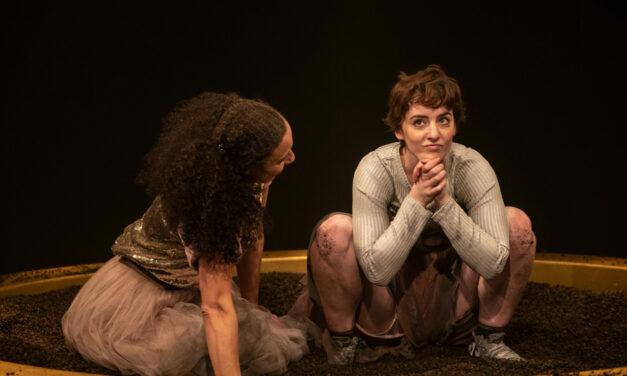"Review: ""Antigone"" at the New Diorama Theatre"