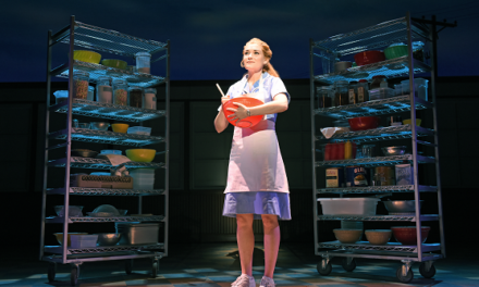 "Well-Executed ""Waitress"" Hampered by Poor Sound"