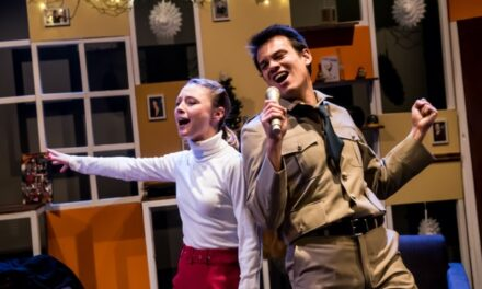 """Martha, Josie and the Chinese Elvis"" at The Park Theatre"