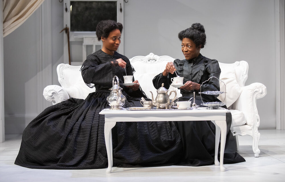 """Janice Okoh's """"The Gift"""" at the Theatre Royal Stratford East: Complex and Powerful Account of Race and Empire"""