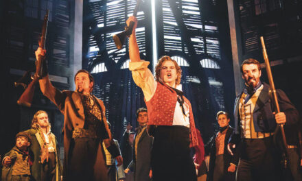 """Les Misérables"" at Sondheim Theatre"