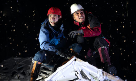 """Touching the Void"" at The Duke of York's Theatre"